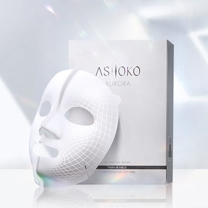 ASHOKO AURORA NMN フェイスマスク